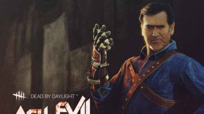 Ash From The Evil Dead, Dead By Daylight'a Geliyor!