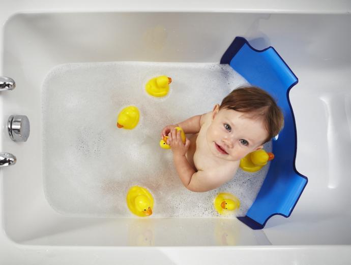 Bebeğiniz ile Sağlıklı Bir Banyo Keyfi İçin Gerekli Olan Her Şey