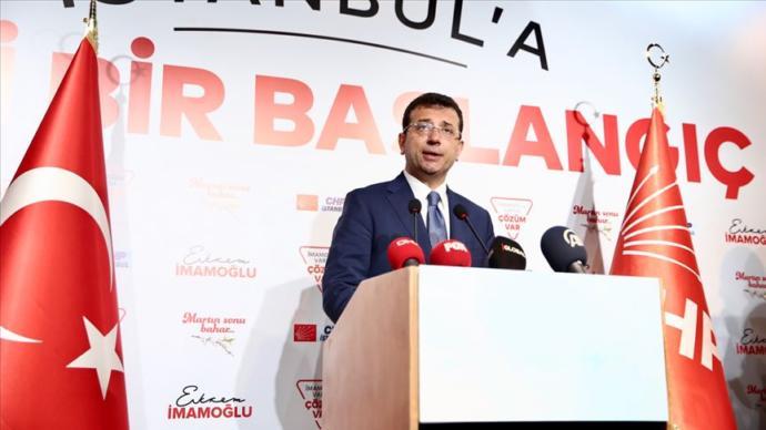 Anadolu Ajansı da Duyurdu: İmamoğlu, 1. Sıraya Yükseldi