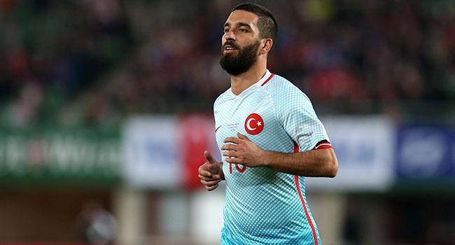Arda Turan: TFF'de veya Galatasaray'da Yönetici Olmak İstiyorum