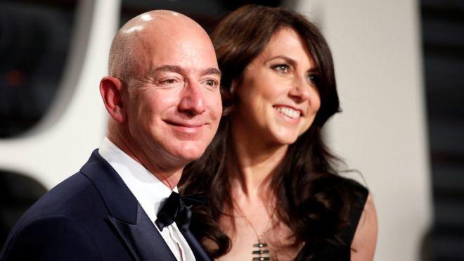 Jeff Bezos Bu Kadın İçin 35 Milyar Dolardan Vazgeçti
