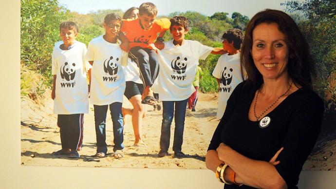 WWF Türkiye Genel Müdürü Aslı Pasinli
