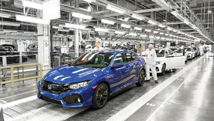 Honda, Türkiye'de 2021'den İtibaren Otomobil Üretmeyeceğini Açıkladı