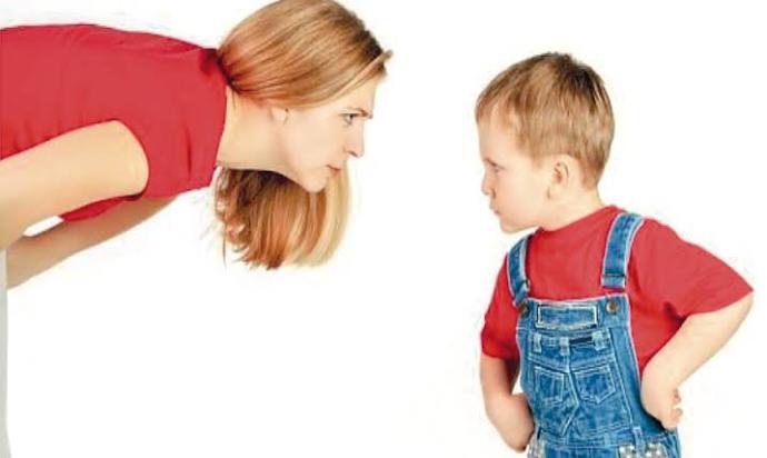 Anneleri Çıldırtan Çocukların İse