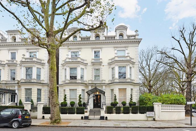 David Beckham'ın Evi (Kensington)