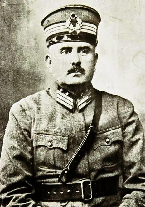 Millî Mücadele kahramanlarından Doğu Cephesi Komutanı Kâzım Karabekir.