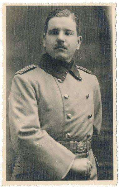Batı Cephesi Kuvayyimilliye Komutanı ve M. Kemâl'in sıra arkadaşı Ali Fuat Cebesoy.