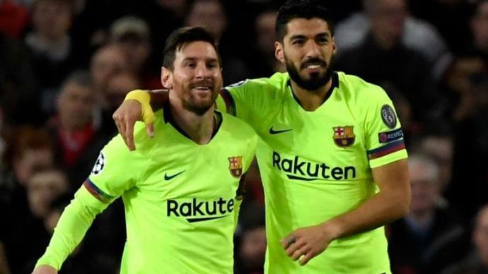 Manchester United 0 - 1 Barcelona / Ajax 1 - 1 Juventus (Şampiyonlar Ligi Çeyrek Final)