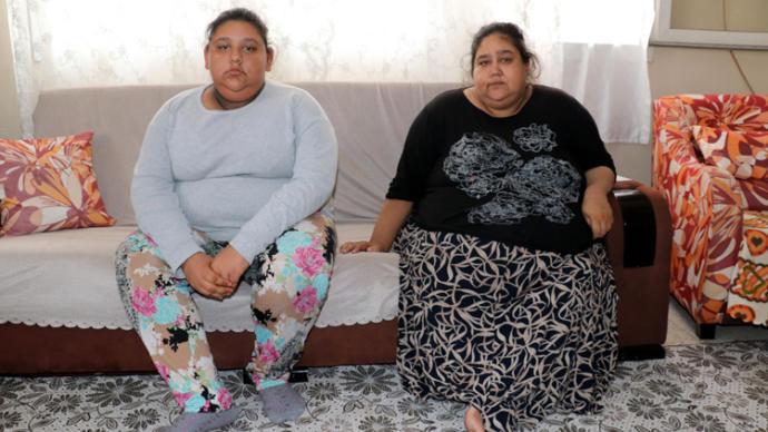 11 Yaşında 111 Kiloya Ulaşan Medine, Yardım Eli Bekliyor