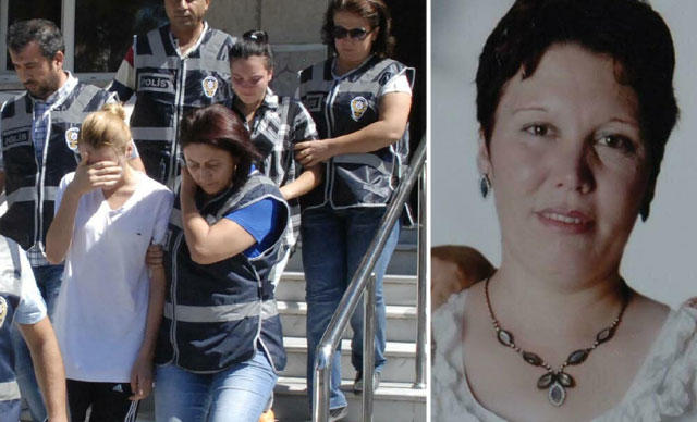 2013 Yılında Annelerini Öldüren Kız Kardeşlerin Cezaları Belli Oldu