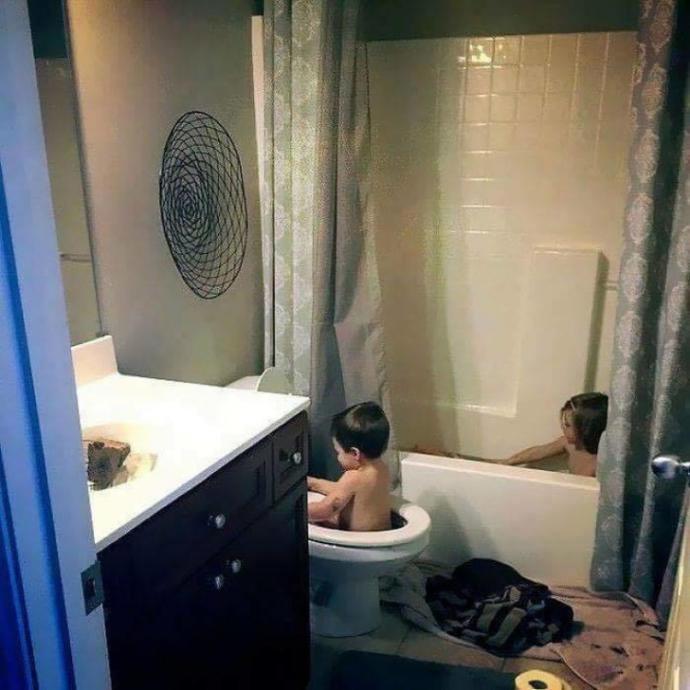 Anne ve Baba Olmanın Ne Kadar Zor Olduğunu Gösteren Fotoğraflar