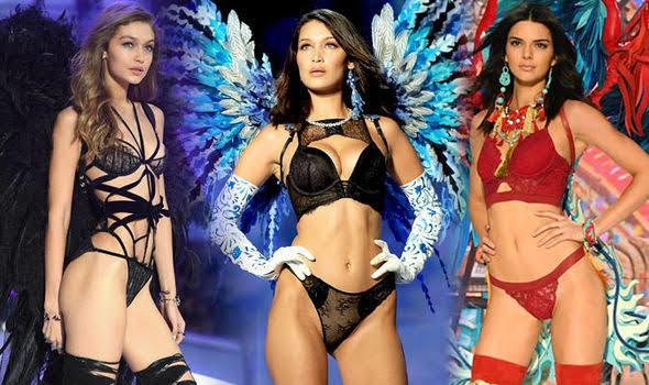 Mahşerin üç atlısı; Bella, Kendall, Gigi.