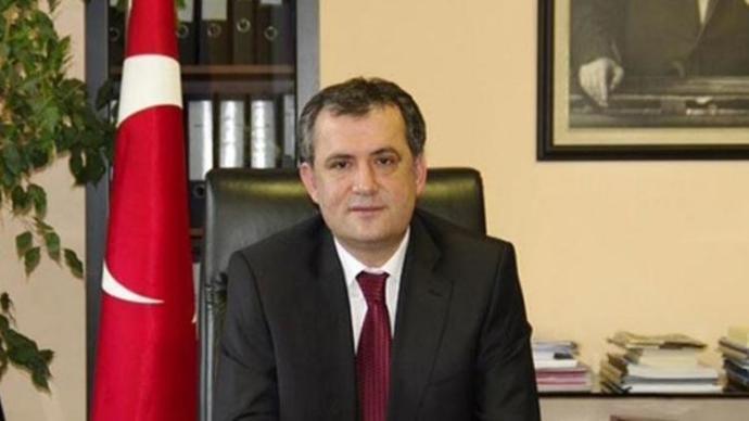 Çevre ve Şehircilik Bakan Yardımcısı Prof. Dr. Mehmet Emin Birpınar
