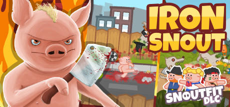 Bir Domuz Yavrusunun Kurtlarla Mücadelesi: Iron Snout