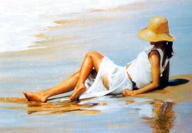 En Komik Regl Anım: Reglim Sağolsun Plajın En Dikkat Çeken Kızı Olmuştum!