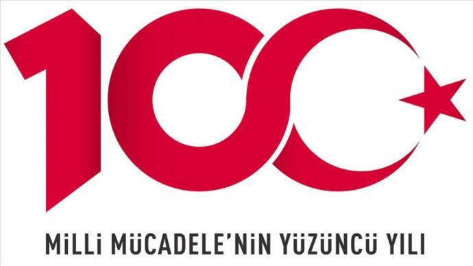 19 Mayıs'ın 100. Yılına Özel Logo Hazırlandı