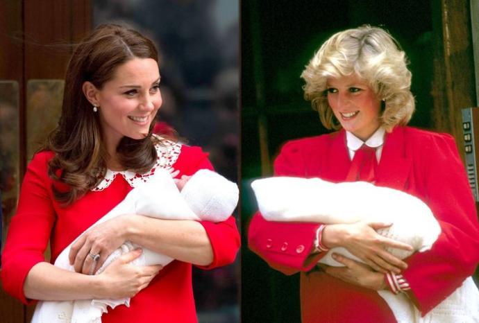Kate Middleton ve Prenses Diana