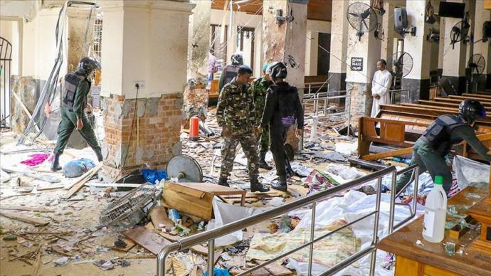 Sri Lanka'da Paskalya Bayramı'ndaki Patlamalarda En Az 290 Kişi Hayatını Kaybetti, Ölenlerin Arasında 2 Türk de Var
