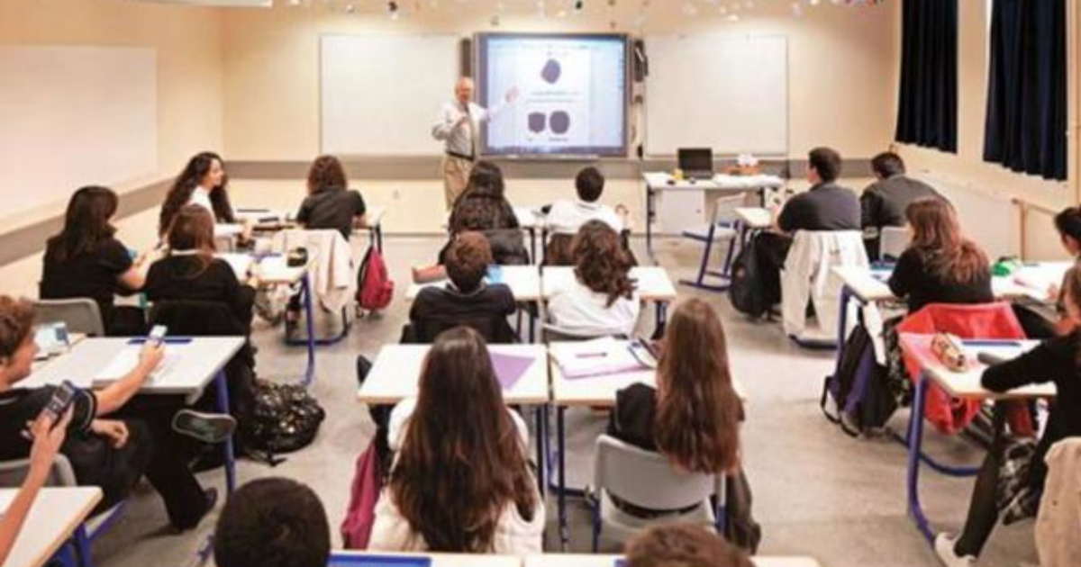 Ozel Okullara Giden Ogrenci Sayisi 1 5 Milyona Dayandi Kizlarsoruyor
