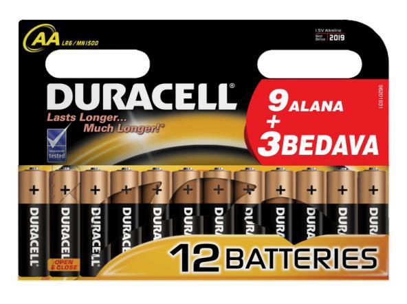 Duracell Pil