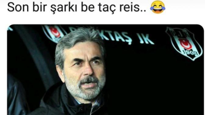 Aykut Kocaman, Son Bir Şarkı Be Taç Reis!