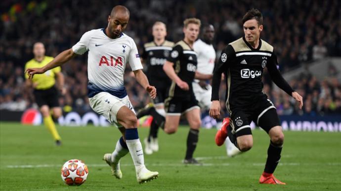 Ajax, Şampiyonlar Ligi'nde Finale Yürüyor (Tottenham 0 - 1 Ajax)