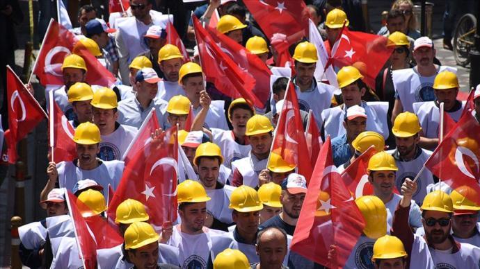 İşçi ve Emekçinin Bayramı: 1 Mayıs