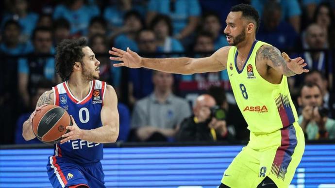 Basketbolda Tarih Yazıldı! Fenerbahçe'den Sonra Anadolu Efes de Final Four'da