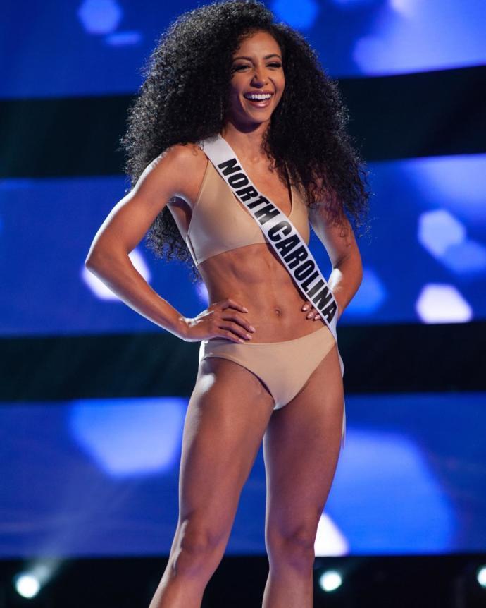 2019 ABD Güzeli (Miss USA) Cheslie Kryst Oldu