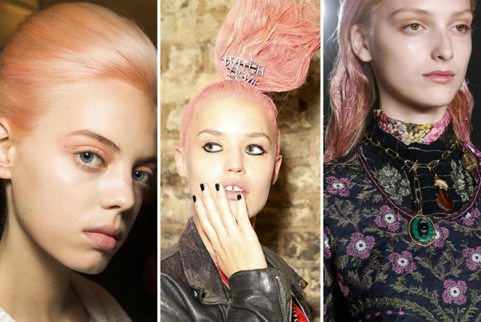 Bahar Aylarını Bomba Gibi Geçirmek İsteyenlerin Tercih Etmesi Gereken Saç Renkleri