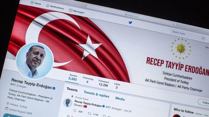Erdoğan'dan Ramazan Mesajı (Twitter)