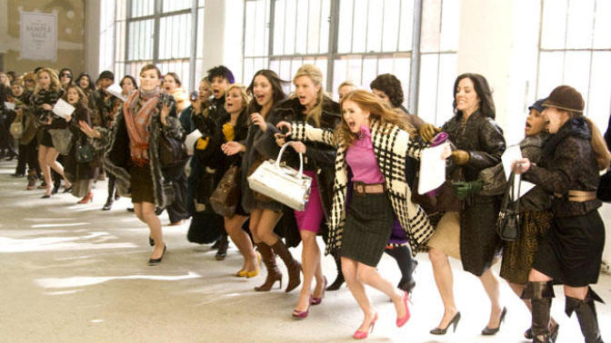 Kadınlar Neden Alışveriş Çılgını?