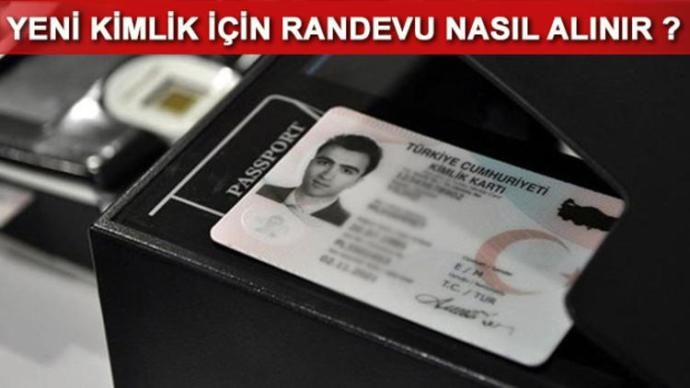 Kimlik, Ehliyet, Pasaport Randevularında Yeni Dönem: Randevu Süreleri 1 Güne Düşürüldü