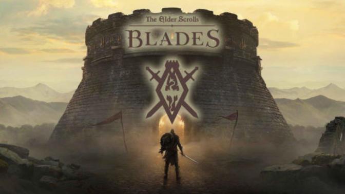 The Elder Scrolls: Blades, iOS ve Android için Çıktı
