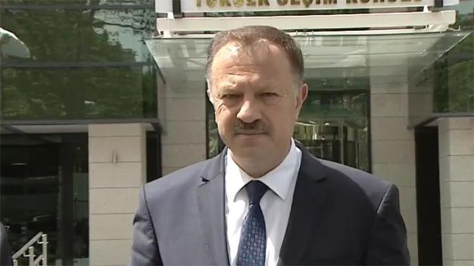 AK Parti YSK Temsilcisi Recep Özel: 31  Mart  ile 23 Haziran Tarihleri Arasında 18 Yaşına Basanlar Oy Kullanamayacak