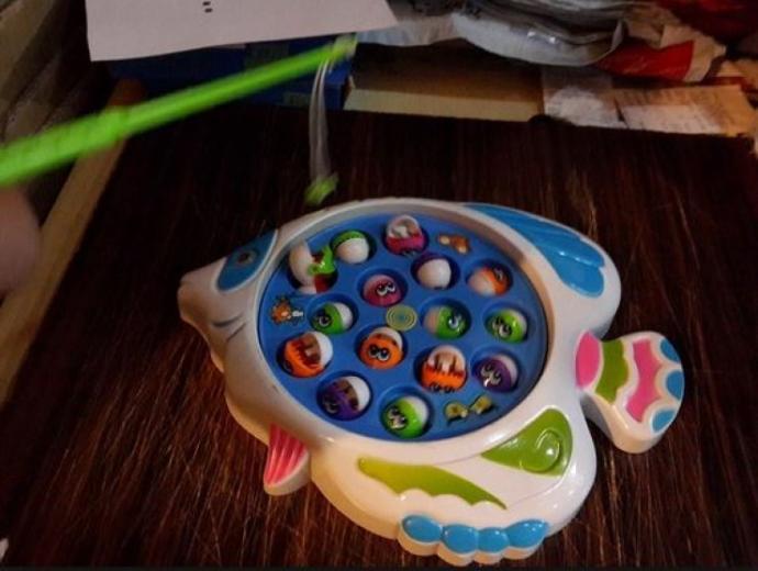 Balık Yakalama Oyunu