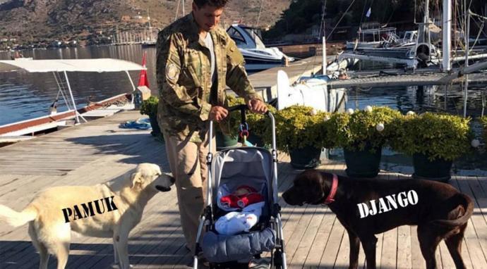 Tanem Sivar Dirvana ve Eşi Edhem Dirvana'nın Köpeklerini Zehirleyen Kişi Hapis Cezası Aldı