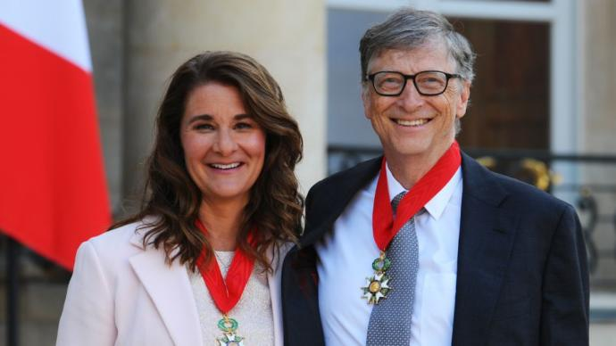 Melinda Gates - Bill Gates