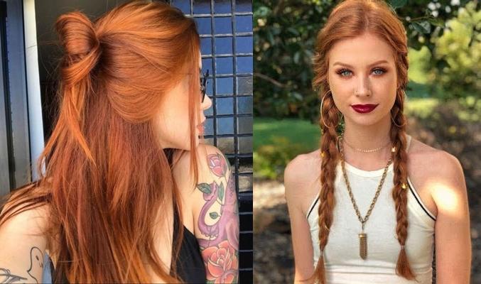 Ten Rengine Göre Hangi Saç Rengini Tercih Etmen Gerektiğini Söylüyorum!