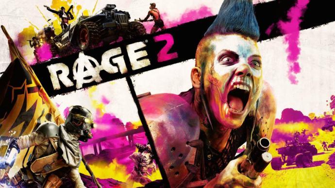 Düzenden Yoksun Bir Dünyaya Adım: Rage 2