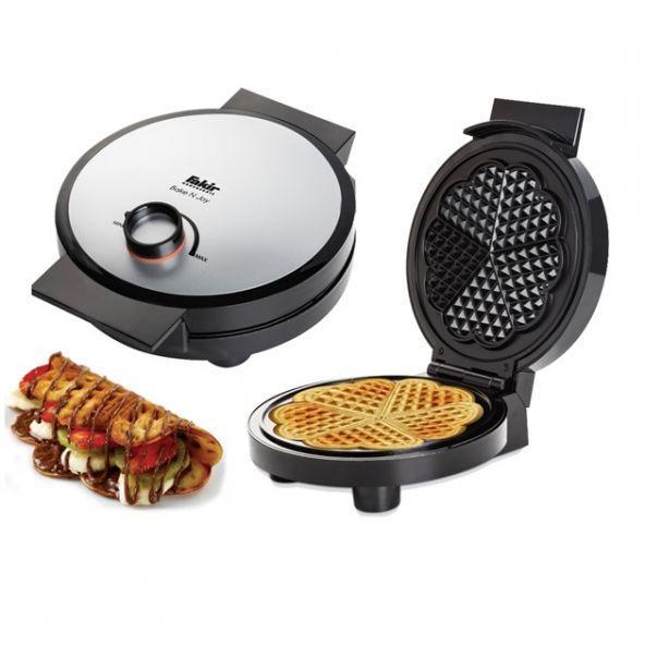 Fakir Bake N Joy Waffle Makinası
