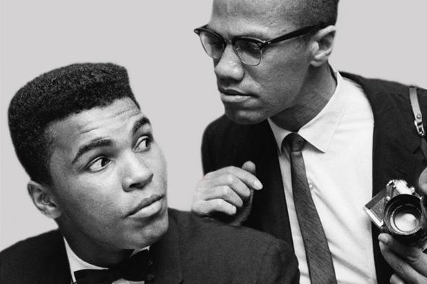 Malcolm X ve Muhammed Ali