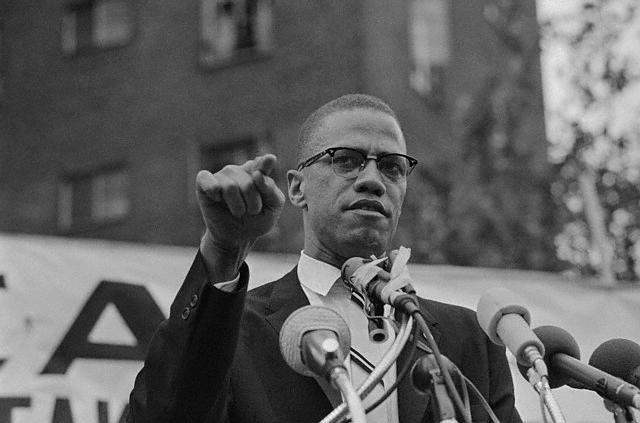 Malcolm X konuşması