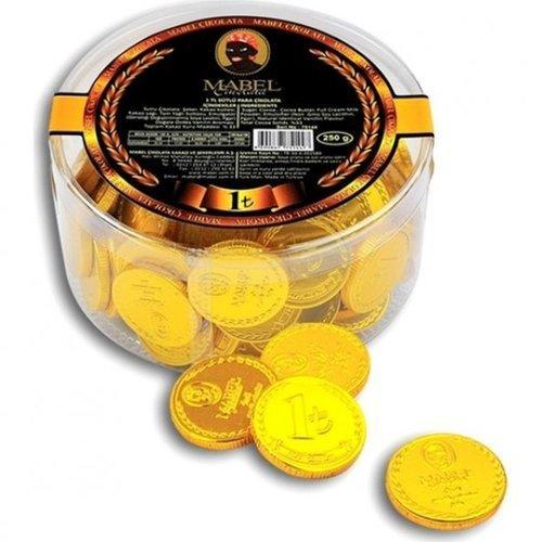 Benden Zengini Mezarda! Altın Çikolatalar