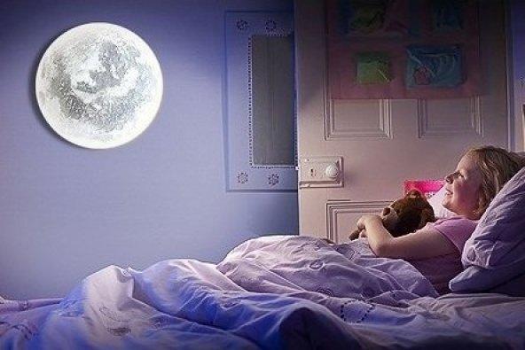 Odanızın Ay'ı Olacak Gece Lambası