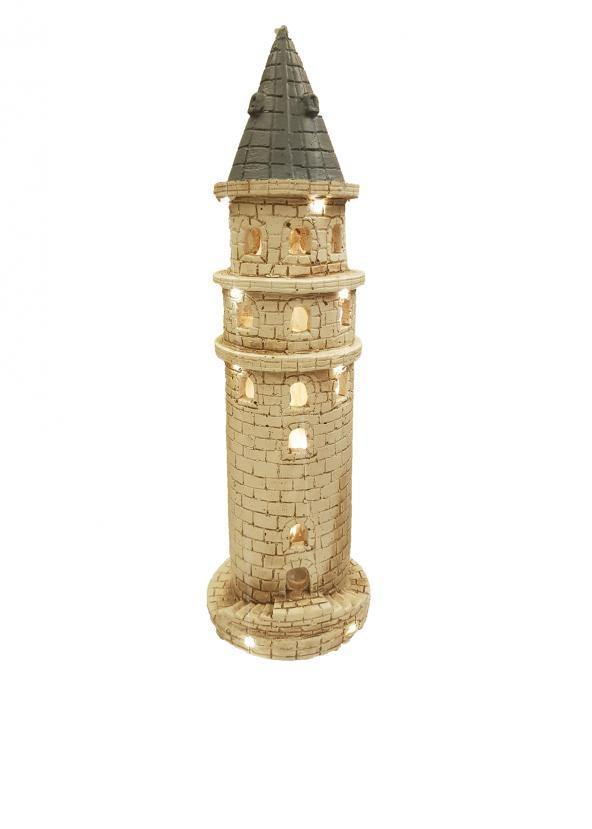 Galata Kulesi Gece Lambası