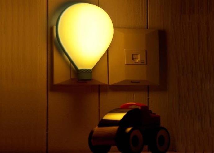Odanızı Aydınlatacak Birbirinden Güzel Gece Lambaları