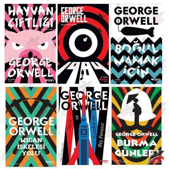 George Orwell 6 Roman / Kitap Seti