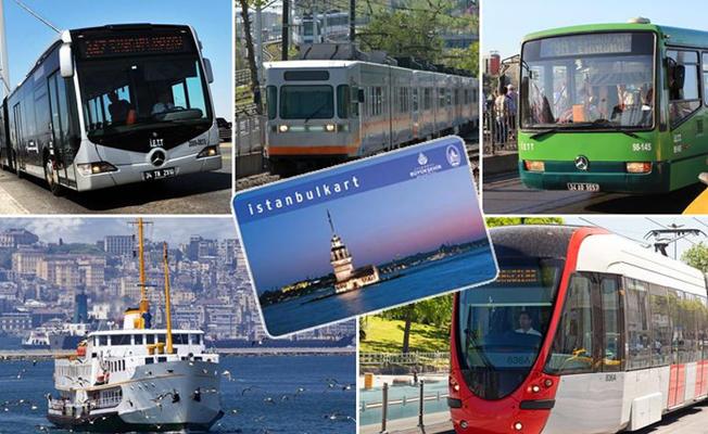 İstanbul'da Öğrencilere Müjde! (Öğrenciye Mavi Kart 40 Lira Oldu -Ramazan Bayramı Süresince Toplu Taşıma da Ücretsiz Oldu)