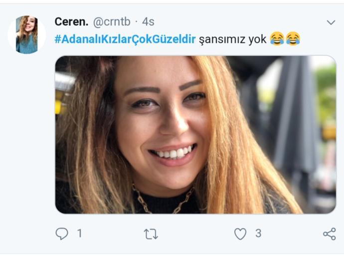 Gündem Adana, Twitter Twitter Olalı Böyle Dayanışma Görmedi Hashtag: #AdanalıKızlarÇokGüzeldir